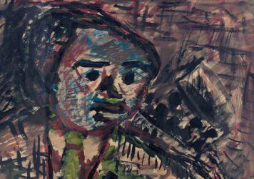 """Yakovlev V. I. """"Portrait"""""""