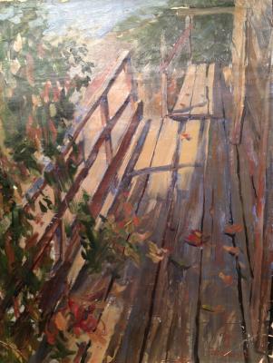 "Gaponenko T. G. ""Summer terrace ."""