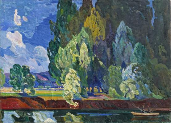 "Panteleyev A. V. ""River ."""