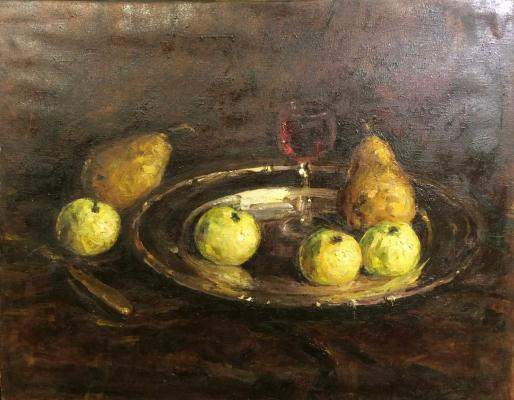 "Malyutina O. S. ""Dutch still life."""