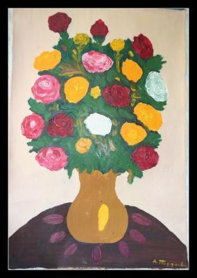 "Pozdeyev A. G. ""Roses ."""