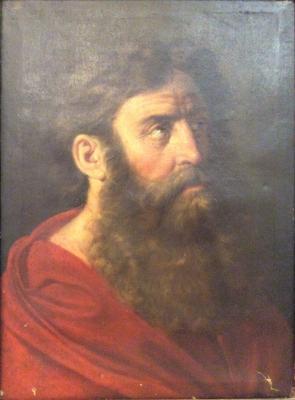 """Neizvestny khudozhnik  """"Portrait of a Man"""""""