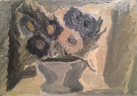 """Vasiltsov V. K. """"Flowers ."""""""