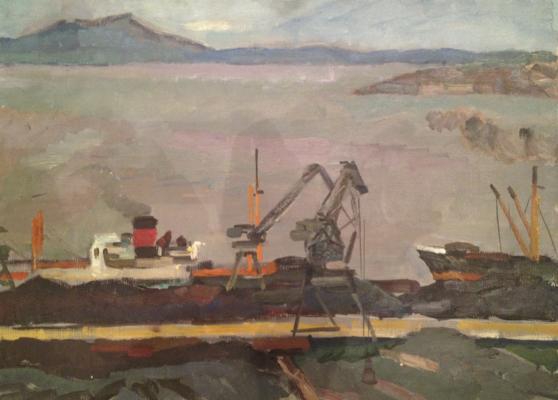 """Rastorguyev Y. A. """"Port."""""""