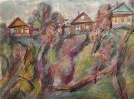 "Rastorguyev ""Spring in the Country"""