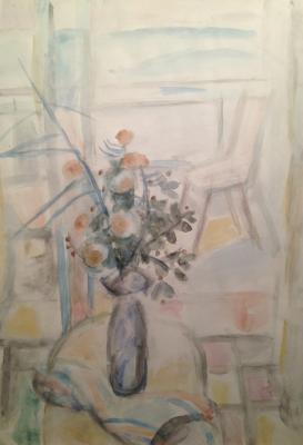 "Rastorguyev ""Bouquet on the table ,"""