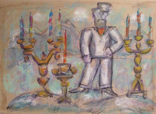 Rastorguyev Yevgeny Anatolyevich - Candles on the hills