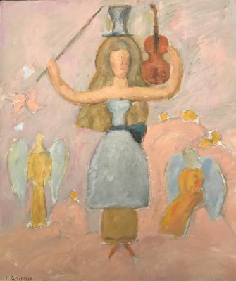 """Rastorguyev Y. A. """"Music for angels"""""""