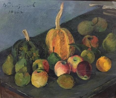 "Pochitalov V. V. ""Apples and pumpkin"""
