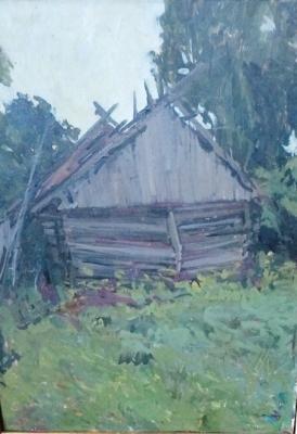 """Pochitalov V. V. """"Ryumnikovsky house"""""""