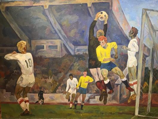 """Surovtsev A. P. """"Football"""""""