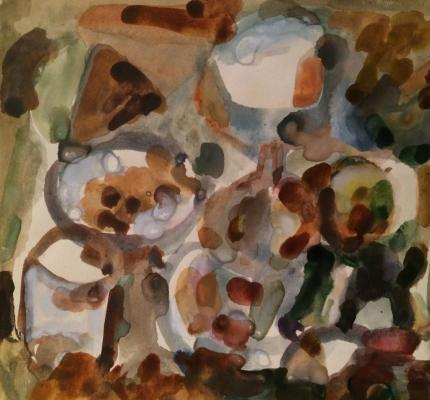 "Zhegin (Shekhtel) L. F. ""Composition"""