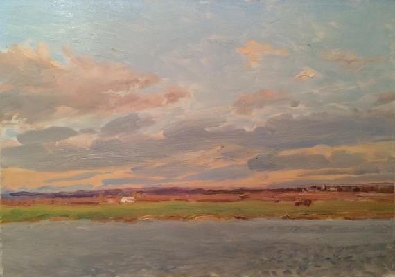 """Kamanin S. """"Landscape"""""""