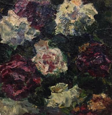 """Ioganson B. V. """"Roses"""""""