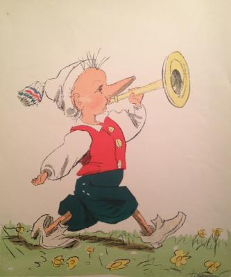 "Kanevsky A. M. ""Pinocchio."""