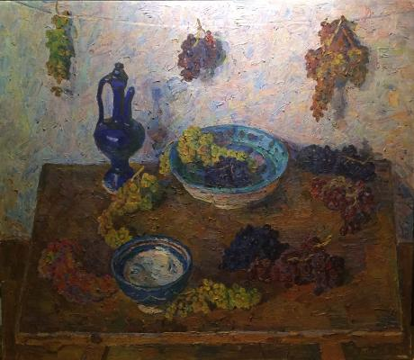 "Papikyan A. S. ""Still Life with Grapes"""