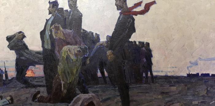 Папикян Альберт Степанович. Расстрел коммунистов