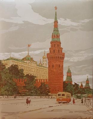 Маторин Михаил Владимирович. Водовзводная башня
