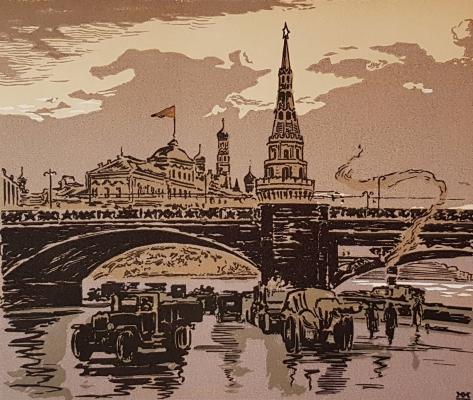 Маторин Михаил Владимирович. Москва