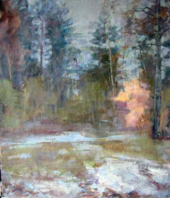 """Fedorov G. V. """"Landscape"""""""