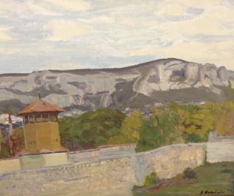 """Vasily Kirillovich Nechitaylo """"Landscape."""""""