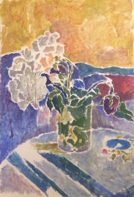 """Kamensky A. V. """"Roses."""""""