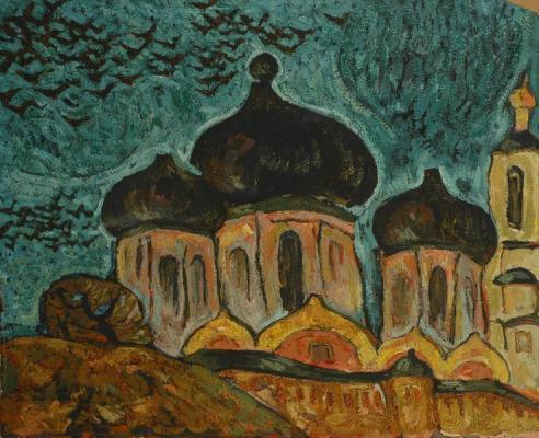 "Kurnikov N. F. ""The dome."""