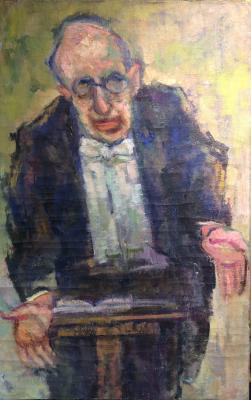 "Gluskin A. M. ""Stravinsky."""