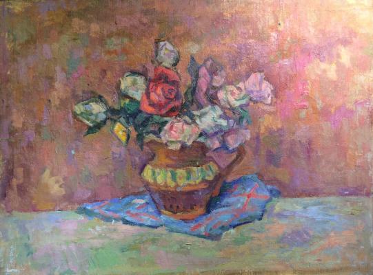 "Gluskin A. M. ""Flowers."""