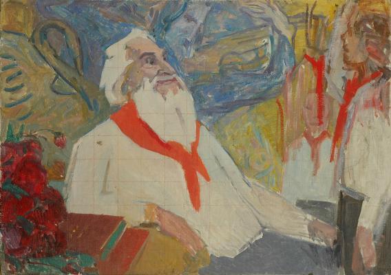 "Reshetnikov F. P. ""Konenkov ."""