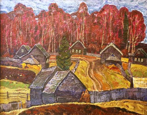 "Matushevsky Y. V. ""Autumn"""