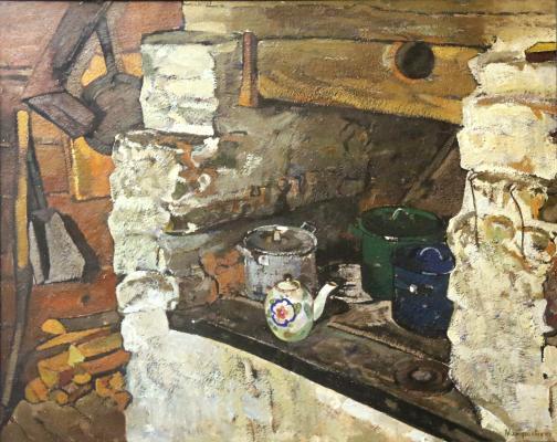 "Matushevsky Y. V. ""Russian oven"""