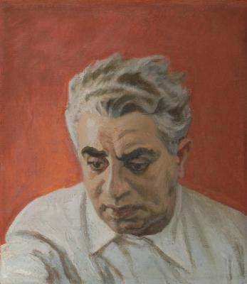 "Frolova-Bagreyeva L. F. ""Aram Khachaturian. 1982"""