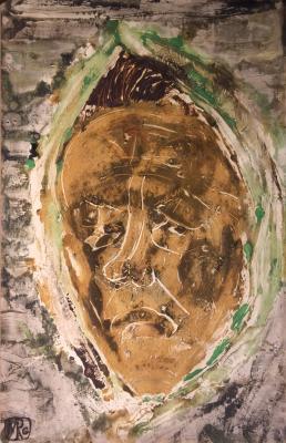 """Raube-Gorchilina M. V. """"Portrait."""""""