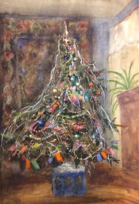 "Raube-Gorchilina M. V. ""Christmas tree."""