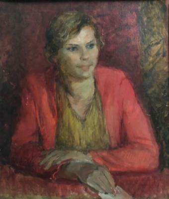 Яновская Ольга Дмитриевна. В театре