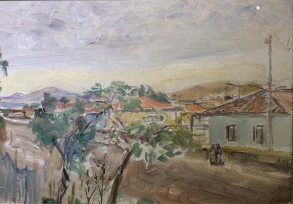 """Labas A. A. """"Landscape."""""""