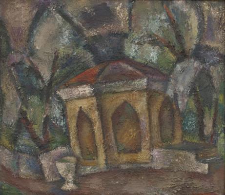 """Yegoshin G. P. """"Landscape."""""""