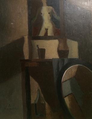 """Kulakov V. A. """"Still a round mirror."""""""