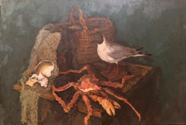 "Guseva T. P. ""King crab."""