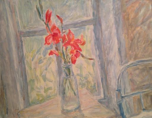 "Dekhtereva T. A. ""Gladiolus. Urals."""