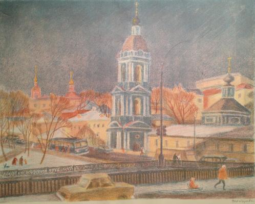 """Dekhtereva """"Yauzenskaya street"""""""
