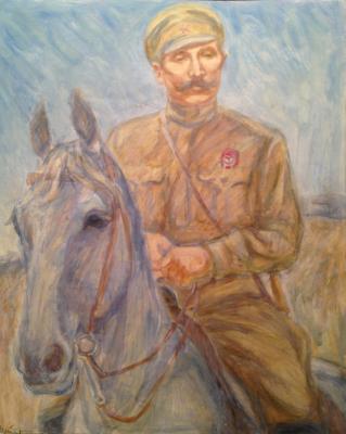 "Dekhtereva T. A. ""Semyon Mikhaylovich Budyonny."""