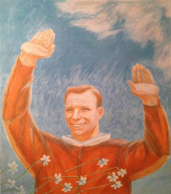 "Dekhtereva T. A. ""Yuri Alekseyevich Gagarin."""