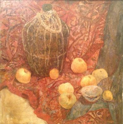 "Kuryazov T. ""Still life with fruit."""