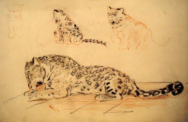 """Bruni L. A. """"Leopard ."""""""