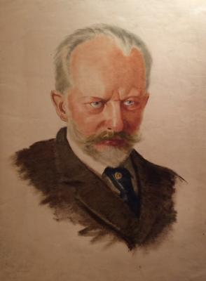 "Viting N. I. ""Peter Ilyich Tchaikovsky"""