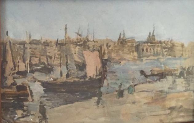 """Kupriyanov M. V. """"Landscape."""""""