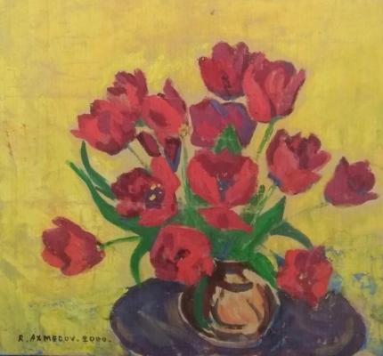 "Akhmedov R. ""Tulips."""