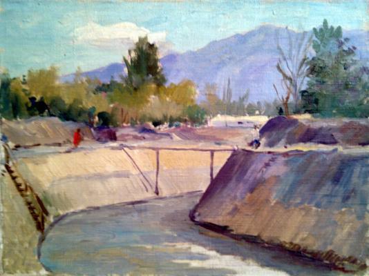 "Yershov I. A. ""Fergana Canal ."""